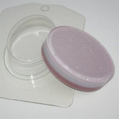 """Пластиковая форма для мыла """"Овал мини"""" - фото 249120201"""