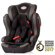 Автокресло MultiProtect ERGO 3D-SP (I,II,III) Pantera Black