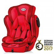 Автокресло  MultiProtect ERGO 3D-SP (I,II,III) Racing Red