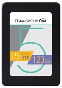 "SSD-накопитель TEAM 120GB L5 LITE SATA-3 2.5"""
