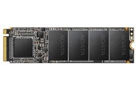 SSD- накопитель ADATA SX6000PNP 256GB 3D TLC M.2 2280 PCIe Gen3x4 Read / Write: 2100/1400MB
