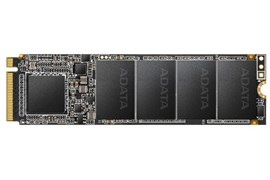 SSD- накопитель ADATA SX6000PNP 1TB 3D TLC M.2 2280 PCIe Gen3x4 Read / Write: 2100/1400MB