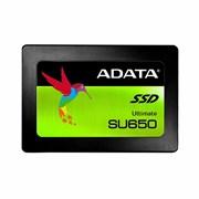 SSD- накопитель ADATA SU650NS 480GB 3D TLC M.2 2280 SATAIII (6Gb/s)