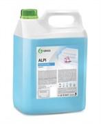 """Гель-концентрат для стирки белых вещей """"Grass ALPI"""", канистра 5 литров"""
