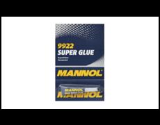 Mannol, Super Glue, универсальный быстрый клей  3 g.