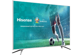 "Hisense LED TV 43N2170PW  43"""" FHD 1920x1080,SMART,450 cd/m2 1000000:1 6ms 178/178 DVB-T2/C/S2 WiFi"